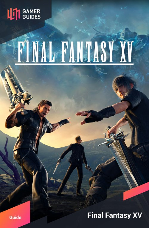 final fantasy xv guide pdf