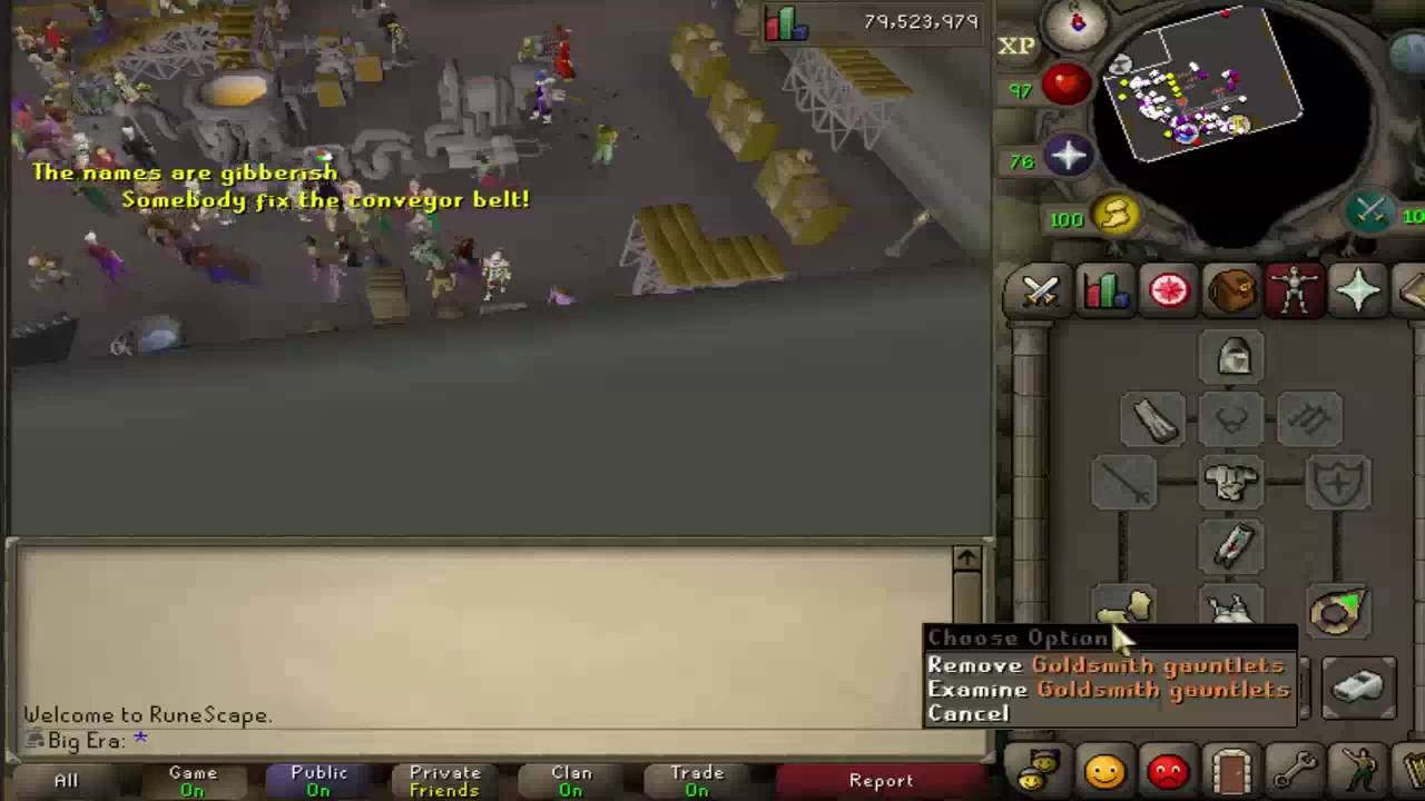 smithing lvl guide osrs f2p