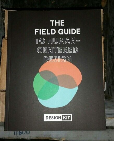 the field guide to human centered design