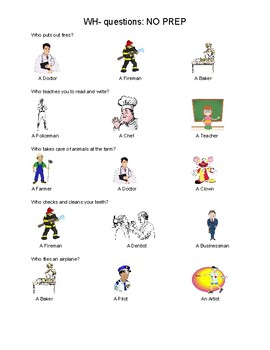 wh questions worksheets for grade 3 pdf