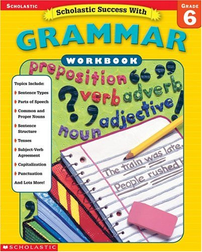 grammar for grade 6 pdf