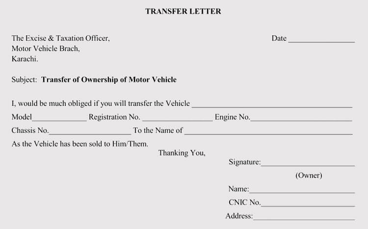 department of land transport thailand transfer of ownership request pdf