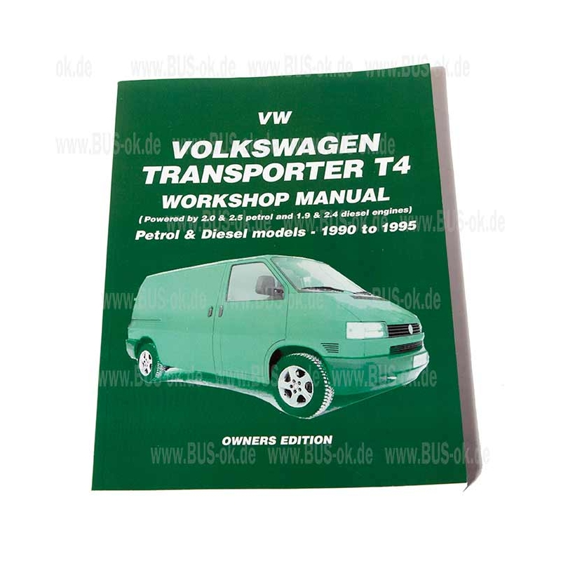 volkswagen transporter t5 workshop manual