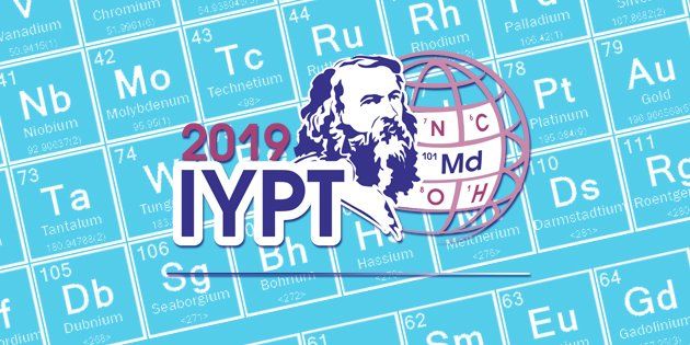 international young physicist tournament iypt 2019 pdf