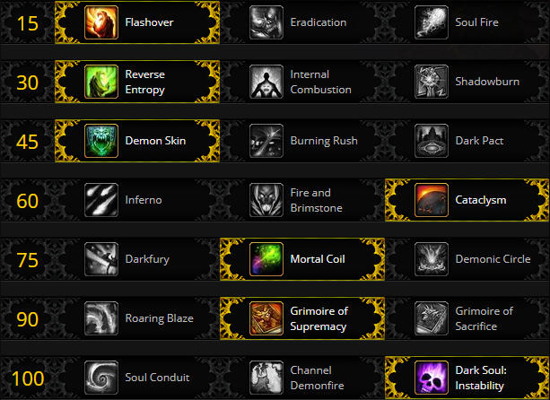 warlock the exiled 2 races guide